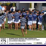 Wynberg Boys' Junior School Grey Weekend 2016